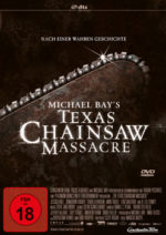 DVD-Cover Michael Bay's Texas Chainsaw Massacre