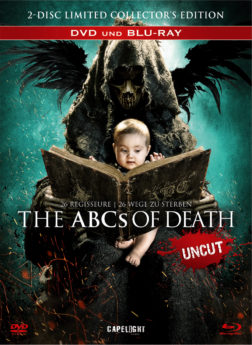 The ABCs of Death Cover