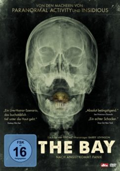 DVD-Cover The Bay