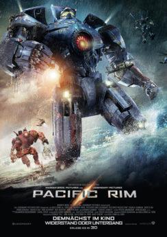 Filmposter Pacific Rim