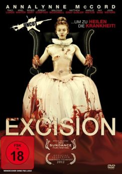DVD-Cover Excision