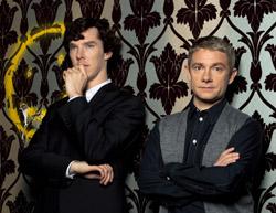 Serie Wie Sherlock