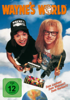 DVD-Cover Wayne's World