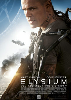Filmposter Elysium