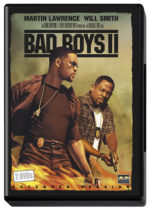 DVD-Cover Bad Boys II