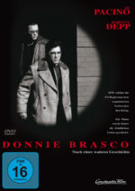 DVD-Cover Donnie Brasco