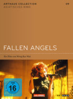 DVD-Cover Fallen Angels