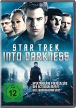 DVD-Cover Star Trek Into Darkness