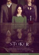 Filmposter Stoker