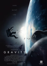 Filmposter Gravity
