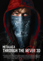 Filmposter Metallica Through the Never