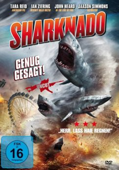 DVD-Cover Sharknado