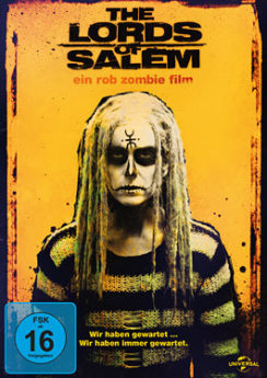 DVD-Cover The Lords of Salem