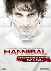DVD-Cover Hannibal Staffel 2
