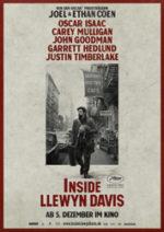 Filmposter Inside Llewyn Davis