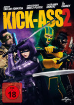 DVD-Cover Kick-Ass 2