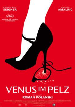Filmposter Venus im Pelz