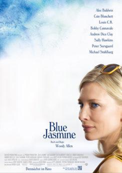 Filmposter Blue Jasmine