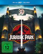 BD-Cover Jurassic Park 3D