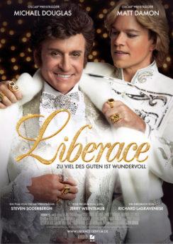 Filmposter Liberace