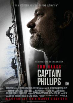 Filmposter Captain Phillips