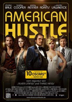 Filmposter American Hustle