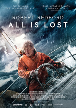 Filmposter All Is Lost