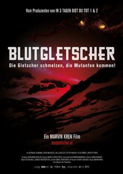 Filmposter Blutgletscher