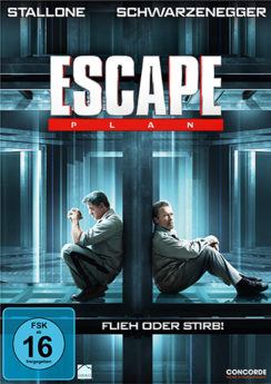 DVD-Cover Escape Plan