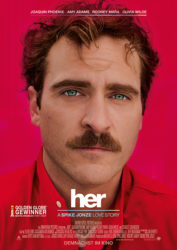 Filmposter Her