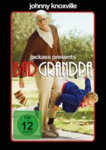 DVD-Cover Jackass: Bad Grandpa