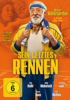 DVD-Cover Sein letztes Rennen