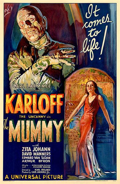Die Mumie Der Film