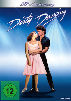 DVD-Cover Dirty Dancing
