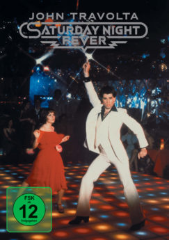 DVD-Cover Saturday Night Fever