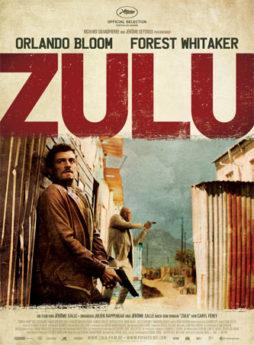 Filmposter Zulu