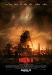 Filmposter Godzilla