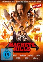 DVD-Cover Machete Kills