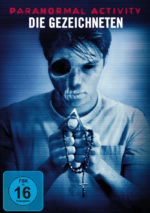 DVD-Cover Paranormal Activity: Die Gezeichneten