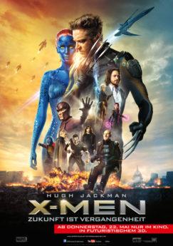 Filmposter X-Men: Zukunft ist Vergangenheit