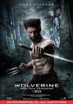 Filmposter Wolverine: Weg des Kriegers