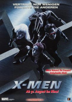 Filmposter X-Men