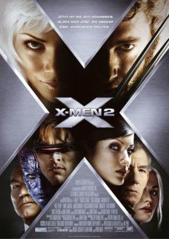 Filmposter X-Men 2