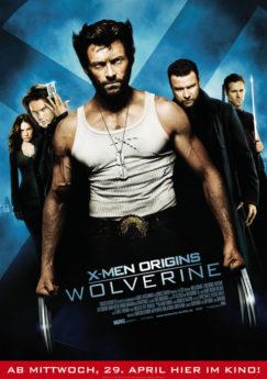 Filmposter X-Men Origins: Wolverine