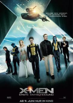 Filmposter X-Men: Erste Entscheidung