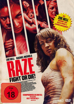 DVD-Cover Raze