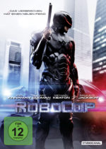 DVD-Cover RoboCop 2014