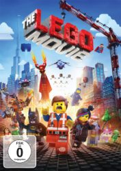 DVD-Cover The Lego Movie