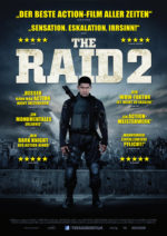 Filmposter The Raid 2
