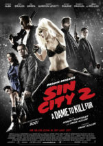 Filmposter Sin City 2: A Dame to Kill For